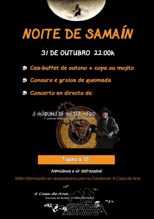 cartel samaín