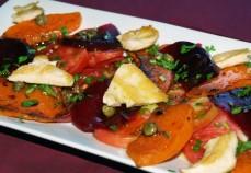 ensalada multicolor